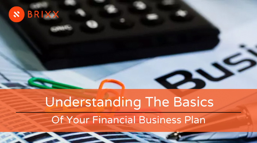 Planning for success - your first simple business plan blog post header image of stationary