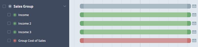 brixx timeline gantt for project management 1