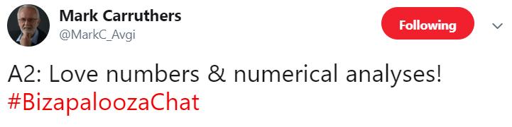 brixx numbers bizapaloozachat