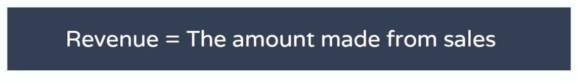 Revenue description
