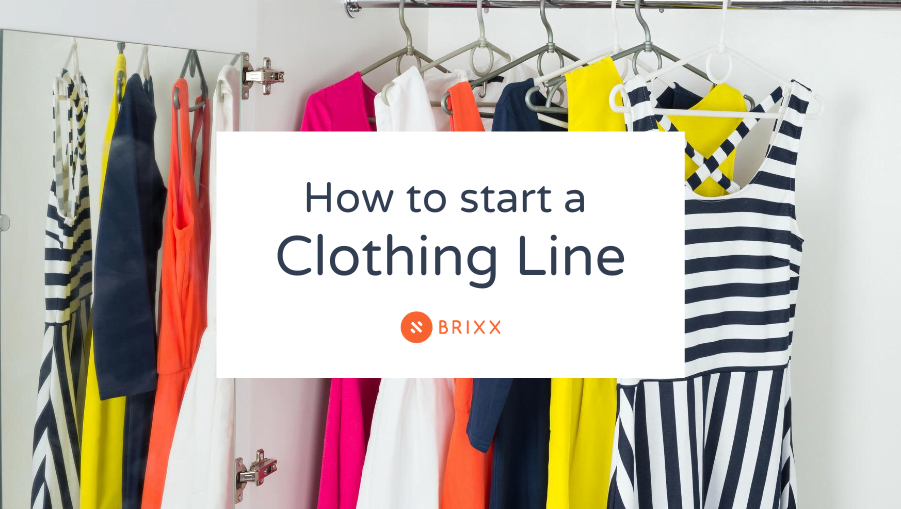 How to start a clothing line header image