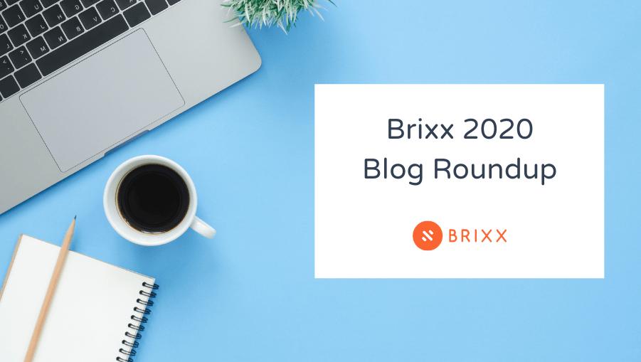 2020 Blog Roundup